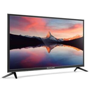 Smart TV LED Multilaser 43´ Full HD | R$ 1.299
