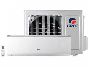 Ar-condicionado Split Gree Inverter 12.000 BTUs-Quente e Frio Hi-wall Eco Garden GWH12QCD3DNB8MI   R$1.598