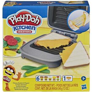 Massinha Play-Doh Sanduíche de Queijo - Hasbro | R$45