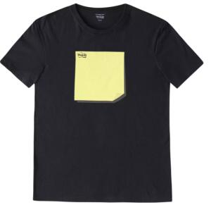 Camiseta Unissex Com Canetinha Lavável Post-It - Opções | R$ 20