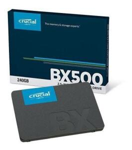 SSD CRUCIAL BX500 240 GB - [R$ 228]