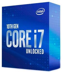 Processador Intel Core i7-10700K Octa-Core 3.8GHz (5.1GHz Turbo) 16MB Cache LGA1200 [R$2.288 à vista no boleto]
