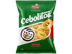 Salgadinhos Elma Chips com desconto próximo ao vencimento | R$ 4