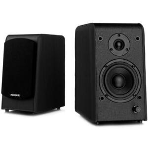 Caixa de Som Microlab Just Listen B77BT Bluetooth Preta 2.0 64 Watts [R$ 513 à vista no boleto]