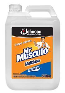 [PRIME] 5 LITROS Limpador Mr Músculo Multiuso Professional Original