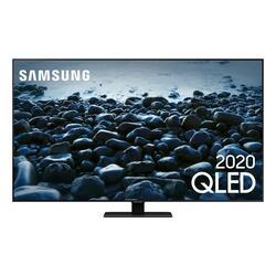 "Samsung Smart TV 55"" QLED 4K 55Q80T   R$4.700"