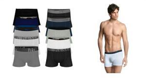 Kit com 10 Cuecas Boxer Cotton Sortidas - Polo Match
