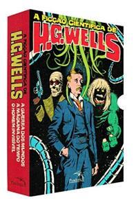 Box - A ficção científica de H. G. Wells | R$ 35