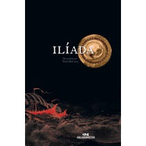 Livro - Ilíada, Nick McCarty | R$10