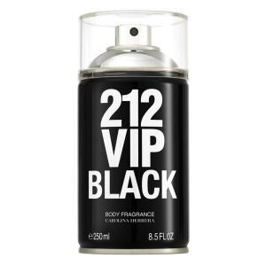[C. Americanas] 212 Vip Men Black Carolina Herrera - Body Spray | R$134