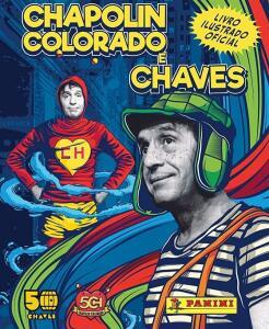 Kit Álbum Chapolin Colorado E Chaves