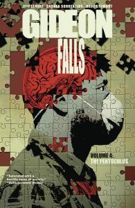 Livro Gideon Falls 4 - R$44