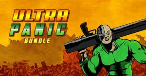Ultra Panic Steam Bundle | 8 Jogos