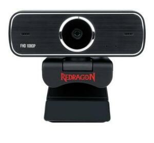Webcam Redragon Streaming Hitman | R$400