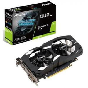 Placa de Vídeo Asus, GeForce, GTX 1650 Dual, 4GB, GDDR5, 128Bit - R$1.016