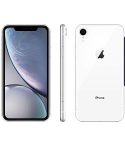 "[ AME 3.365,78 ] iPhone XR 128GB Branco Tela 6.1"" iOS 12 4G 12MP - Apple"