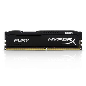 Memória Para Pc 16GB 2666MHz DDR4 HyperX Fury CL16 R$289