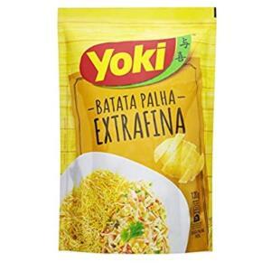[PRIME] Batata Extra Fina Yoki 120g R$2,74