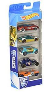 AMAZON Pacote 5 Carros sortidos Hot Wheels Mattel [R$35]