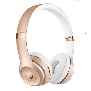 [AME + Cashback R$799,99] Fone de Ouvido Beats Solo3 Wireless - Ouro Fosco