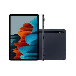 "Tablet Samsung Galaxy Tab S7 256GB Android 6.6 Octa Core Tela 11""   R$4.999"