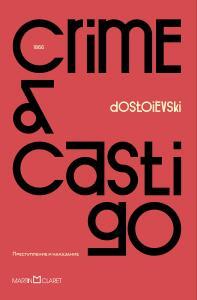 Crime e castigo - Fiódor Dostoiévski (Edição especial Capa Dura) \ R$51