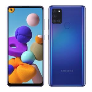 Smartphone Samsung A21S - 64GB, Câmera 48MP | R$ 1.104