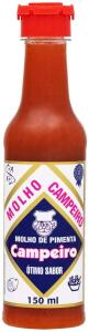 [PRIME] Molho Pimenta Campeiro 150ml [R$ 2,62]