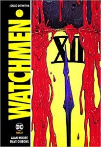 Livro Watchmen - Edição Definitiva (capa dura) | R$76
