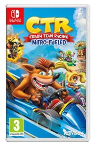 Crash Team Racing - Nitro Fueled - Nintendo Switch R$149