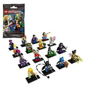 Lego Minifiguras DC Super Heroes Series Coleção Completa (De R$340 por R$39,99)