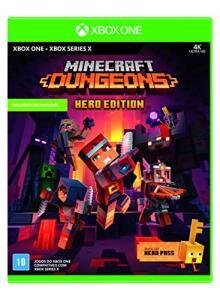 Minecraft Dungeons - Hero Edition (Inclui Hero Pass) R$69