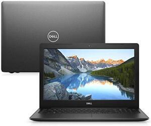 "Notebook Dell Inspiron i15-3584-A30P 8ª Geração Intel Core i3 4GB 1TB Tela LED HD 15.6"" Windows 10 Preto"