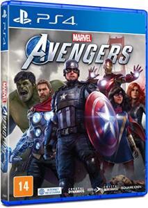 [PRIME] Jogo Marvel's Avengers - PS4 | R$169