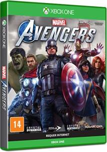 [PRIME] Jogo Marvel's Avengers - Xbox One | R$169