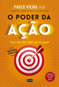 [PRIME] Livro: O poder da ação (capa comum) | R$11