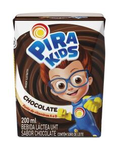 [PRIME] Achocolatado Pirakids 200ml | R$0,84