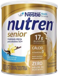 [PRIME] Nutren Senior, Baunilha, 740g Complemento Alimentar | R$ 80,26