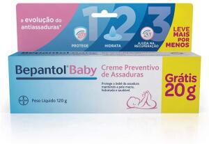 [PRIME] Bepantol Baby, Embalagem Econômica, 120g