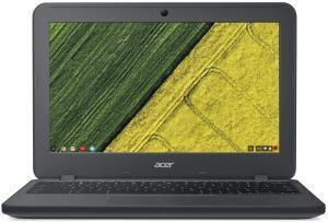 Chromebook Acer N7 C731-C9DA Intel Celeron 4GB RAM 32 | R$1.099