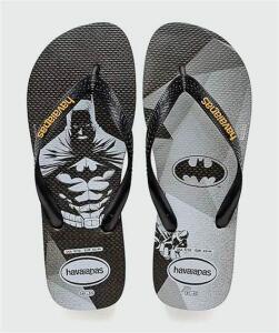 [PRIME] Chinelo Havaianas Top Herois Dc masculino - Batman