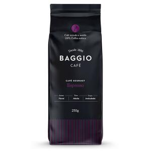 [PRIME] Baggio Gourmet Espresso Moido 250g Baggio Café