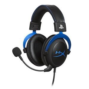 [Prime] HyperX Gaming Headset Cloud Blue - Oficialmente licenciado para PS4