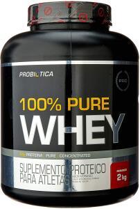 [Prime] 100% Pure Whey (2Kg), Probiótica