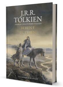 Beren e Lúthien-Tolkien - Capa dura