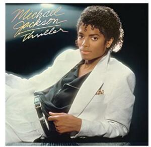 (PRIME DAY) Vinil Thriller - Michael Jackson