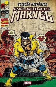 [PRIME] Coleção Histórica: Paladinos Marvel Vol. 10: ... Eu Tô dando o fora! | R$13