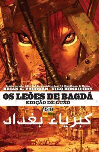 [PRIME] HQ- Os Leões de Bagdá | R$30
