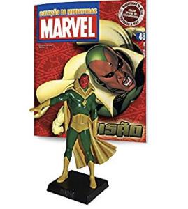 [PRIME] Action Figure Marvel Figurines: Visão   R$39