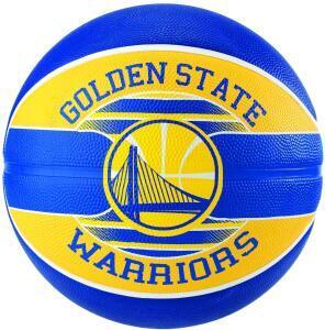 Spalding Bola Basquete TIME NBA Borracha - Golden State Warriors | R$83